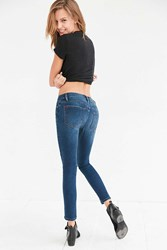 Bdg Twig Mid Rise Skinny Jean Washed Indigo Light Blue