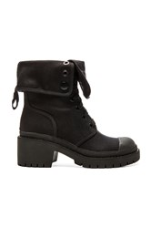 Marc By Marc Jacobs Army Boot Black