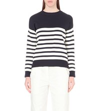 Whistles Breton Knitted Jumper Multi Coloured