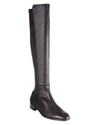 Phase Eight Amber Stretch Long Boots Black