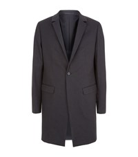 Allsaints Hatton Coat Male Black