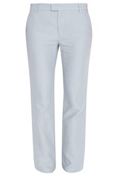 Band Of Outsiders Linen Cotton Slim Pants