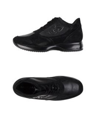 Blu Byblos Low Tops And Trainers Black