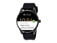Fossil Q Marshal Digital Touchscreen Smartwatch Ftw2107 Black Watches