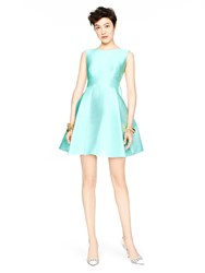 Kate Spade Open Back Silk Mini Dress