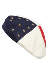 Collection Xiix Women's Lady Liberty Wool Beret