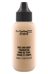 M A C Mac Face And Body Foundation C5
