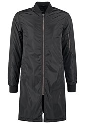 Solid Thorkell Short Coat Black
