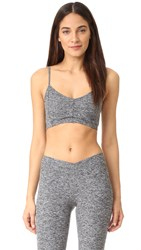 Live The Process Corset Bra Winter Black White