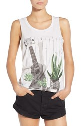 Women's Element 'Still Life' Graphic Muscle Tank
