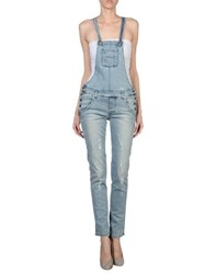 Met Dungarees Trouser Dungarees Women Blue
