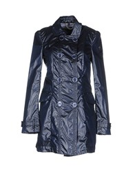 Kejo Coats And Jackets Coats Women Dark Blue