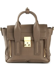 3.1 Phillip Lim Mini 'Pashli' Satchel Brown