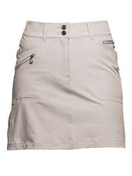 Daily Sports Miracle Skort Silver