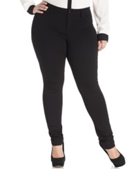 Jessica Simpson Plus Size Kiss Me Ponte Jeggings