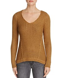 Rd Style V Neck Sweater Compare 85 Pecan