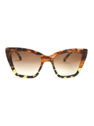 Prism Calvi Cat Eye Sunglasses