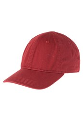 Lacoste Cap Passion Red