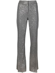 Lela Rose 'Sam Pant' Trousers Grey