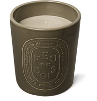 Diptyque Feu De Bois Indoor And Outdoor Scented Candle 1500G Grape