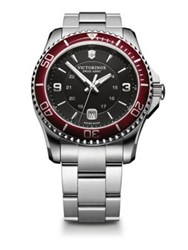 Tw Steel Maverick Stainless Steel Watch Silver
