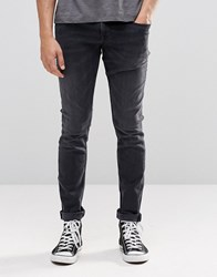 Pepe Jeans Finsbury Skinny D91 Washed Black Black Used