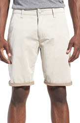 Men's Mavi Jeans 'Jacob' Reversed Twill Shorts