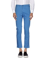 Fay Trousers Casual Trousers Men Azure
