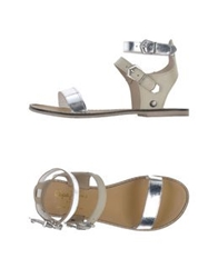 Pepe Jeans Sandals Gold