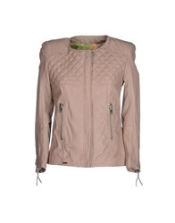 S.W.O.R.D. Coats And Jackets Jackets Women Light Brown
