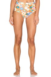Motel Grazer Bikini Bottom Orange
