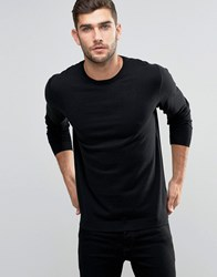 Jack And Jones Premium Crew Neck Jumper Black