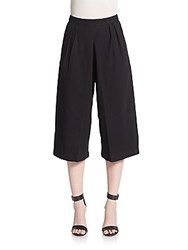3X1 Cotton Culottes Black