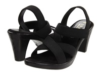 Vivanz Ginger Black Women's Dress Sandals