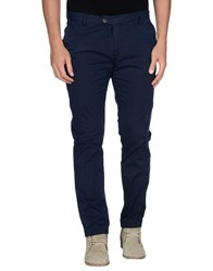 Authentic Original Vintage Style Trousers Casual Trousers Men Dark Blue