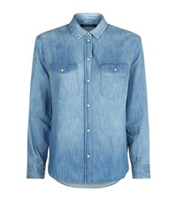 Allsaints Xena Denim Shirt Female