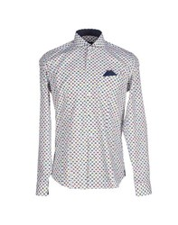 Bogosse Shirts Shirts Men White