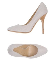 Vicini Pumps Light Grey