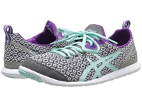 Asics Metrolyte Gem Titanium Mint Orchid Women's Shoes Gray