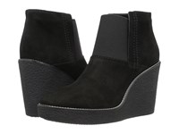 Aquatalia By Marvin K Veera Black Suede Women's Boots