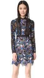 Self Portrait Maxine Dress Multi