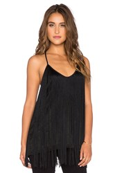 Candela Pickett Tank Black