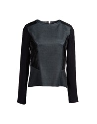 Surface To Air Shirts Blouses Women Black