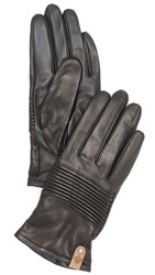 Mackage Nira Texting Gloves Black