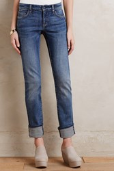 Pilcro Parallel High Cuff Jeans