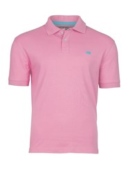 Raging Bull New Signature Polo Pink