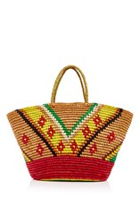 Sensi Studio Tribal Oval Base Maxi Bag Multi