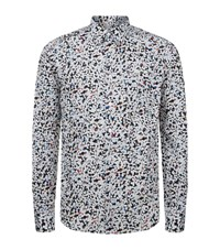 Paul Smith Tailored Hole Punch Shirt Male Multi