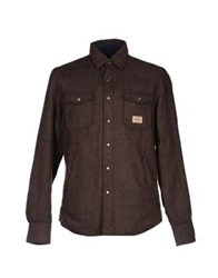 Replay Jackets Dark Brown