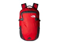 The North Face Iron Peak Backpack Tnf Red Asphalt Grey Backpack Bags